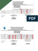 Jadwal Dinas Igd Dokter Internsip, 2019