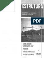 Revista Técnica de Construções Estrutura Prof. Aderson 105