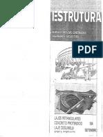 Revista Técnica de Construções Estrutura Prof. Aderson 104