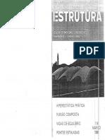 Revista Técnica de Construções Estrutura Prof. Aderson 114