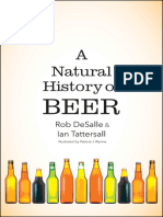 A Natural History of Beer - Rob DeSalle.epub