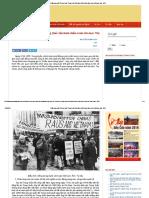 Phản Ứng Quốc Tế Trước Việc Trung Quốc Tiến Hành Chiến Tranh Xâm Lược Việt Nam Năm 1979 - Nguyễn Thị Mai Hoa