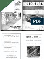 Revista Técnica de Construções Estrutura Prof. Aderson 17