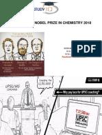 Nobel Prize - CHEMISTRY