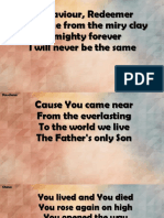 Praise and Worship Powerpoint