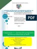 Infraestructura Educativa y Deportiva