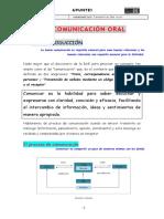Apuntes Comunicación Oral CEAC-2019 - 1ª Parte