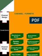 Retailer Channel Design