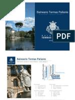 Presentación Balneario Termas Pallarés 2010 mkt