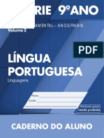 Caderno Do Aluno 2014-2017 Vol2 Lingua Portuguesa 9A.pdf