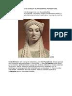 Coré Perséphone