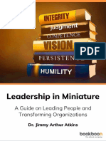 Leadership in Miniature