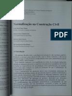 03 - Normalização Na Construção Civil