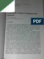 08 - Propriedades Físicas e Mecânicas Dos Materiais