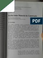 15 - Rocha Como Material de Construção