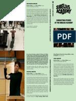 Conducting Brochure