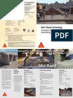 Sika Rapid Technology Brochure