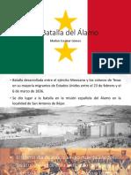 Unidad 5 El Álamo - Marlon Escobar