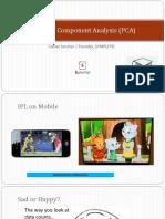 Principal Component Analysis (PCA) Final