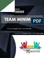 Team Minimums Perú