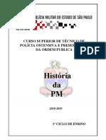 Historia Da Pm