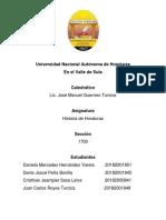 Informe de Historia IV Unidad 2.0