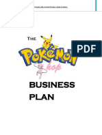 POKEMON SHOP BUSINESS PLAN 2.docx