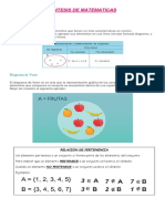 Sintesis de Matematicas
