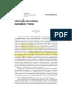 Sociología del consumo (Germani)