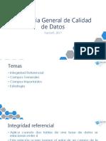 estrategia de calidad de datos FactorIT