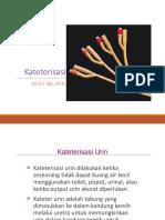 kateterisasi