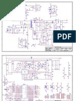 PLASMA POWER - HSP400-5S01 - SSC9502 , R2A20112 , ATTINY48-PU , STRW6253