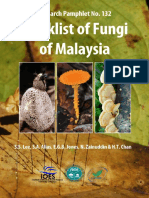 Checklist of Fungi of Malaysia. Journal of Tropical Forest Science 25 (3), 2013.pdf