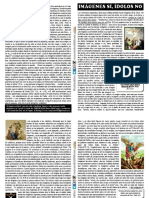 Defensa de La Fe Imagenes Si2c Idolos No