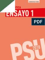 Diagnóstico con solucionario Matematica IV°.pdf