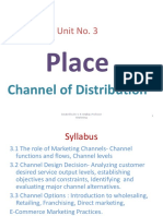 Unit No3 Place The Channel of Distribution .pdf