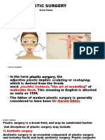 Plastic Surgery Ppt