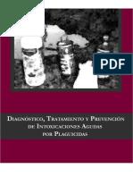 Diagnostico Tratamiento y Prevencion de Intoxicaciones Agudas Por Plaguicidas