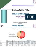 HAIME Pcia de SANTA FE - Feb 2019 Contexto Provincial
