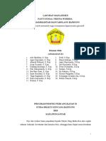 Laporan Manajemen Pstw Muhammadiyah