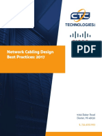 Network Cabling Design Best Practices