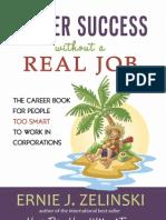 Free eBook Career Success Without a Real Job