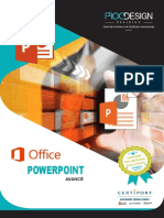 Powerpoint Avance Emailing