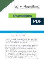 01 Electrostatica 1 2019 I-1