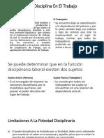 Diapositivas de Sujetos de La Disciplina en El Trabajo (Tesis)
