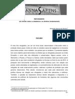 José de Jesus B. Ramírez - El Constitucionalismo Ante El Fenomeno de La Internacionalizacion de Los Derechos (Artigo)