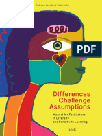 Manual for Facilitators in Diversity and Sensitivity Learning