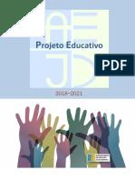 Projeto Educativo Aejd Lagos 2018 2021