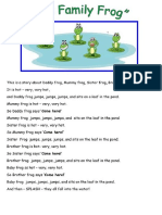 The Family Frog Story