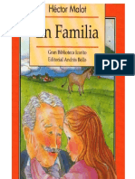 Portada Libro en Familia